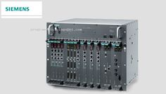 SIEMENS SIMATIC TDC PLC Control System Feature to solve complex drive, control and technology tasks