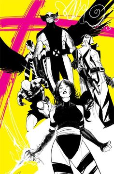 X-Force by Robbi Rodriguez