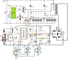 The post discusses a PWM sinewave inverter circuit using compact ferrite core transformer. The idea was requested by Mr.