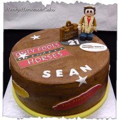 Only Fools & Horses 21st Birthday Celebration Cake