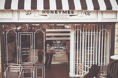 Honeymee ice cream shop Los Angeles