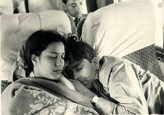 WITH NARGIS DUTT