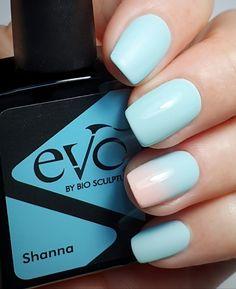Bright Blue Summer Nail Ideas Uv Nails, Glitter Nails, Acrylic Nails, Spring Nails, Summer Nails, Bio Sculpture Gel Nails, Gel Overlay, Gel Nail Colors, Spring Trends
