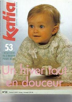Foto  Magazine Tricot, Apprendre Le Tricot, Crochet Bébé, Tricot Et Crochet, 4b726babd47