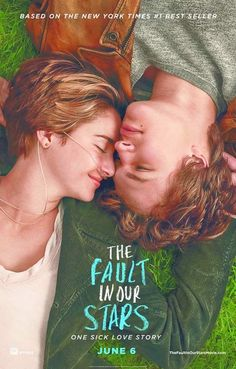 The Fault in Our Stars Sick Love Story Movie Poster 11x17