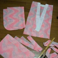 「うそつき袖(替え袖・付け袖)」について 単衣の替え袖を作る(画像と説明あり)付け方のコツ なんちゃって無双 50代の普段着物~母の着物から始まるハッピーライフ Kimono, Crafty, Knitting, Fabric, Blog, Handmade, Japanese Sewing Patterns, Clothes, Fashion