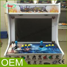 650.00$  Buy now - http://aliuyo.worldwells.pw/go.php?t=32693869091 - DIY Raspberry pie 3 use in mini machine ,arcade game machine