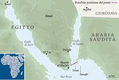 """Una vittoria degli egiziani che hanno combattuto contro il governo del Sisi per la """"vendita""""delle due isole egiziane Tiran e Sanafir"""