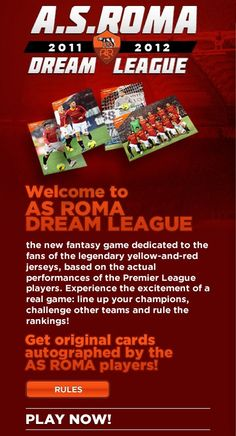 ASR Dream League