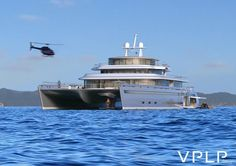 Manifesto 234ft (71m) catamaran mega yacht by VPLP Design