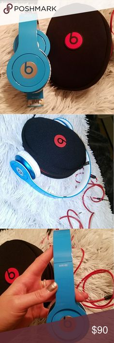 Solo Beats by Dre Worn a couple times. In great working condition. Beats by Dre Other