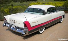 1956 Packard Caribbean Two Door Hardtop