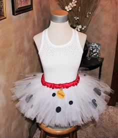 Adult Running Marathon Puppy Dog Inspired 101 102 Dalmatian Disney Tutu Skirt Ladies Women Children Run Disney Princess Marathon Outfit set Choose name and collar color Lucky Roly Poly Penny Freckles and more See also Cruella DeVille Style Great for team tutus by HandpickedHandmade, starting at $12.99