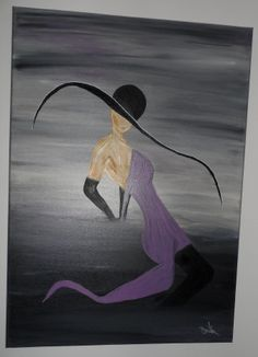 This is amazing art: http://www.onlinearts.ro/mistery-women-15634
