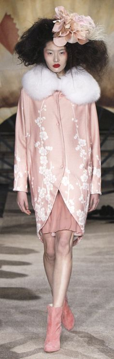 Elisa Palomino, Autumn/Winter 2010, Ready-To-Wear
