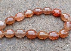 Semi Precious Beads, Natural Gemstones, Strawberry, Quartz, Beaded Bracelets, Pink, Etsy, Jewelry, Jewlery