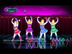 ▶ Just Dance 3 - Britney Spears - Baby One More Time - YouTube  http://www.youtube.com/watch?v=KxmKmsVwUkA