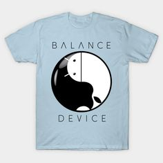 Balance Device - Apple and Android and can live in harmony!  by theTECHdesigner More apparel and items are available with this design.