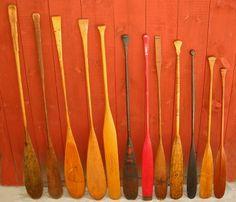 cherrywood oars