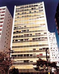 Edifício Garça Real, década de 1960