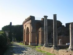 Litany Lane: Monday, August 27, 2012 - Litany Lane Blog: Persistent, Psalms 96:1-5 Matthew 23,13-22, St Monica, Ostia Antica Roma, Fall Series: History of Crusades - First Crusade
