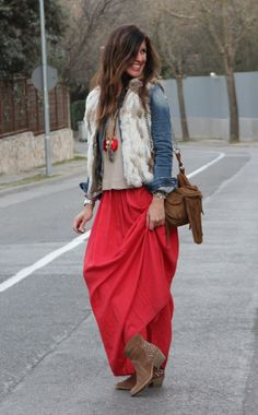 love winter maxi