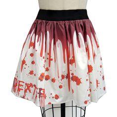 Dexter Full Skirt ($46) ❤ liked on Polyvore