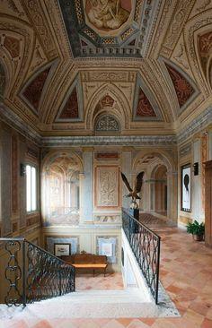 Renovation and modernity in Mantova, Italy