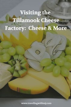 It seems that no drive down the Oregon Coast is complete without a stop off at the Tillamook Cheese Factory.  The Cheese Factory features self-guided tours and interactive exhibits that help you learn how cheese is made, starting with the cow and ending with the tasting.  And the shopping.