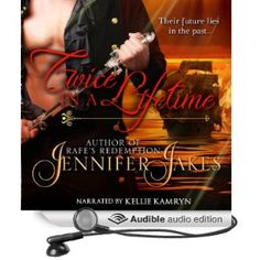 Fantastic book by Jennifer Jakes, narrated by me - Twice in a Lifetime