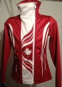 Custom Sublimated Canada Jacket
