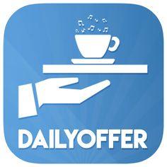 DAILYOFFER lokalisiert Dich und zeigt Dir die besten Aktionen rund um deinen Standort an