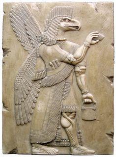 Assyrian Nishrail.