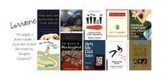 Unique, inspiring, and hilarious books recommended by Lorraine.