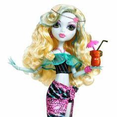 Monster High Skull Shores Lagoona Blue (owned) Monster High Beds, Monster High Party, Monster High Dolls, Ever After High, Doll Divine, Blue Fashion, Fashion Dolls, Princess Zelda, Disney Characters