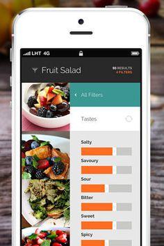 Yummly ipad app google search interfaces pinterest ipad app forumfinder Choice Image