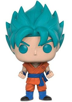 Funko Pop Dragonball Z Resurrection F Super Saiyan God Super Saiyan Goku Exclusive Figure 121