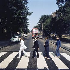 The Beatles Abbey Road Album Cover Alternate Shots Ian Macmilliam