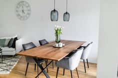 Dining Table, Simple, Furniture, Home Decor, Inspiration, Apartment Dining Rooms, Condo Kitchen, First Apartment, Inner Child