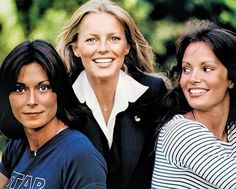 Get This Special Offer Charlie's Angels Promotional Photograph Kate Jackson as Sabrina Duncan Jaclyn Smith as Kelly Garrett and Cheryl Ladd as Kris Munroe Cheryl Ladd, Kate Jackson, Tv Actors, Actors & Actresses, Jaclyn Smith Charlie's Angels, Jacklyn Smith, Good Morning Angel, Movie Co, Farrah Fawcett
