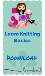 Stitches - Loom Knitting with Isela