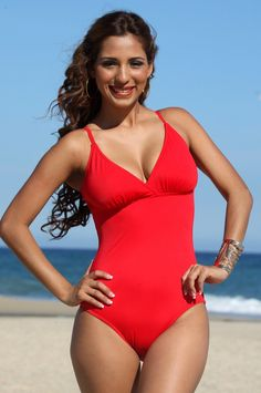 44651b3d3bf14 Cute Red One Piece Swimsuit Ideas : Red One Piece Swimsuit Throughout Cute  Red One Piece