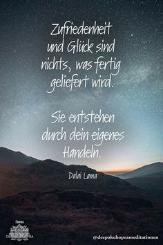 This is about living mindfulness in everyday life. It only takes a bit . - Self-confidence & Mindfulness - # Mindfulness . German Quotes, French Quotes, Spanish Quotes, Motivational Quotes, Inspirational Quotes, German Words, Cool Lyrics, Dalai Lama, True Words