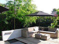 moderne tuin II - Hovenier Badhoevedorp   Tuinonderhoud