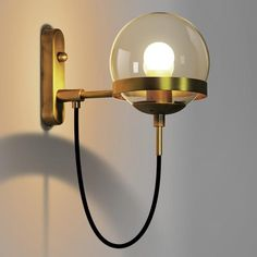 """Universe of goods - Buy """"Modern Simple Bedroom LED Wall Sconce Light Fixtures Indoor Kitchen Living room Corridor Lighting Bar Coffee Wall Lamp Lights"""" for only 58 USD. Sconces, Industrial Light Fixtures, Indoor Sconce Lighting, Led Stair Lights, Industrial Wall Lamp, Led Wall Lights, Vintage Wall Lights, Sconce Lighting Bedroom, Wall Sconce Lighting"""