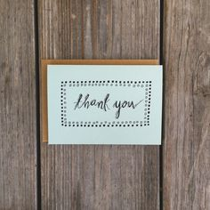 Hey, I found this really awesome Etsy listing at https://www.etsy.com/listing/278293026/wedding-thank-you-card-set-rustic-thank