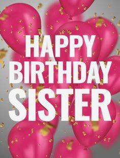 gefeliciteerd een zusje