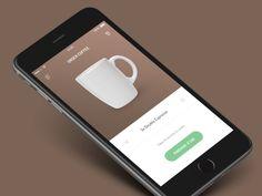 Order a Coffee by Martin Hudobivnik