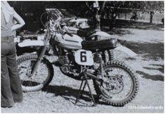 Derbi Cross 75 - La Campeona 1975 del Campeonato Junior de Cross 75 cc