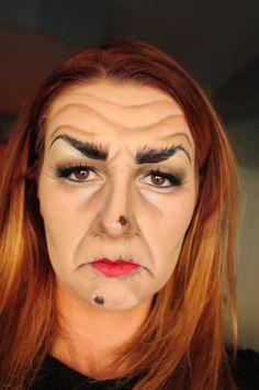 Αποτέλεσμα εικόνας για witch makeup